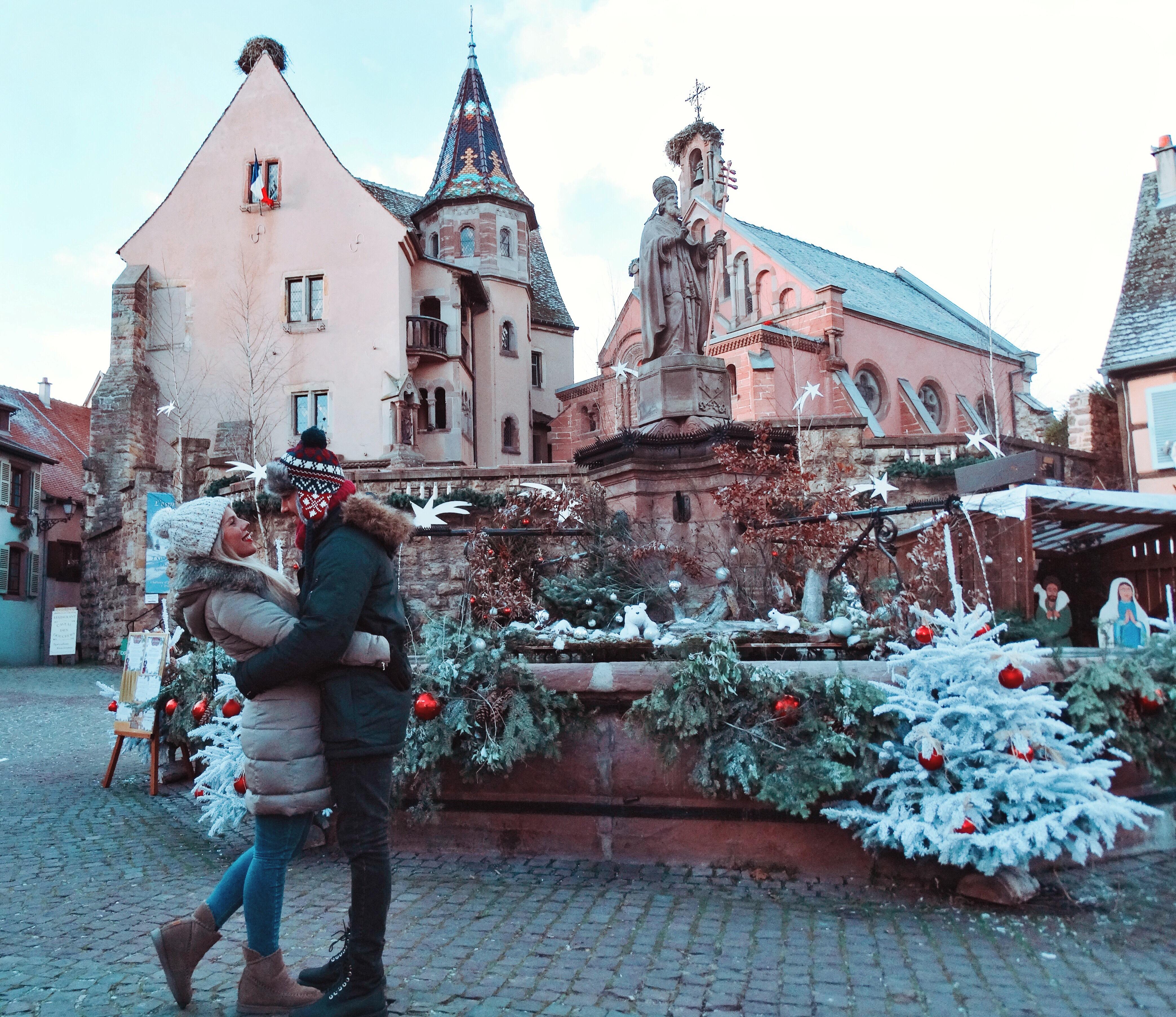 Nuestra ruta Navideña por Alsacia